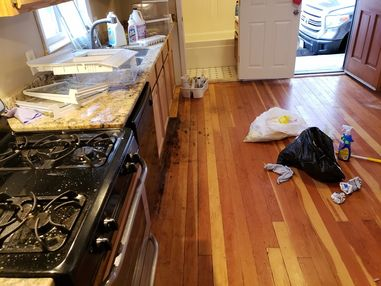 Before & After House Cleaning in Salem, MA (2)