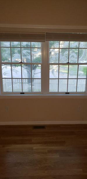 Post Construction Cleaning With Windows in Danvers, MA before (1)