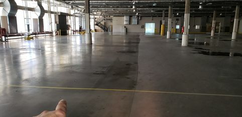 Commercial Facilities Floor Clean up - Before and After in Billerica, MA (3)
