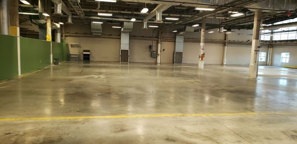 Commercial Facilities Floor Clean up - Before and After in Billerica, MA (5)