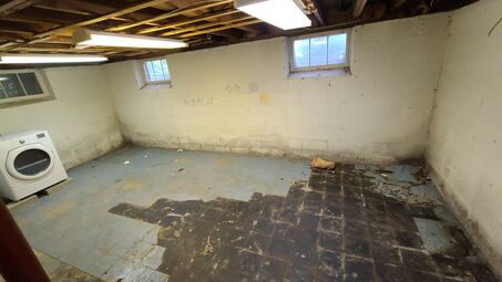 Basement Mold Removal Before in Lynnfield, MA (10)