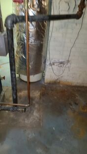 Basement Mold Removal Before in Lynnfield, MA (3)