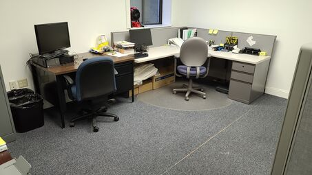 Before & After Office Cleaning in North Billerica, MA (6)