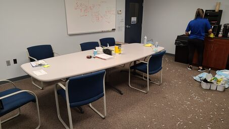 Before & After Office Cleaning in North Billerica, MA (4)