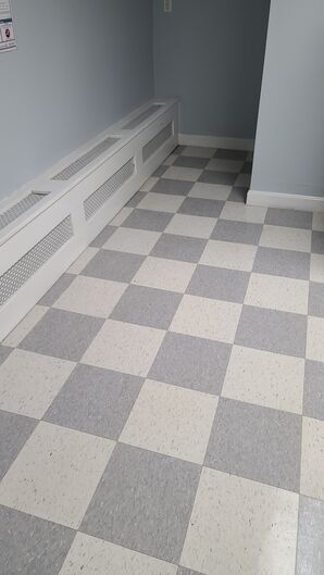 Before & After Commercial Floor Stri[[ing & Waxing in East Boston, MA (10)