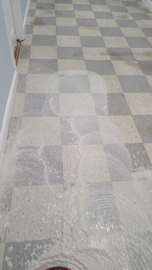 Before & After Commercial Floor Stri[[ing & Waxing in East Boston, MA (4)