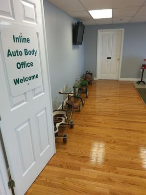 Commercial Cleaning at Inline Auto Body in Peabody, MA (2)