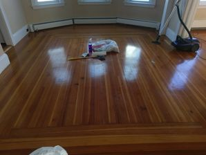Woburn, MA House Cleaning - BEFORE: Kitchen, Windows & Floors (9)