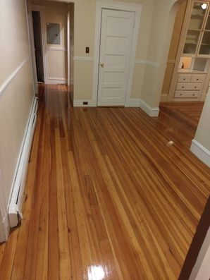 Woburn, MA House Cleaning - AFTER: Kitchen, Appliances & Floors (4)