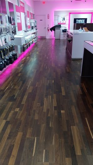 T-Mobile Store, Janitorial Services in North Andover, MA (5)