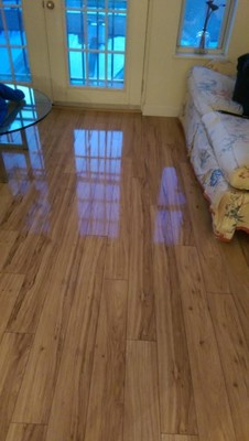 After Floor Cleaning in Salem, MA