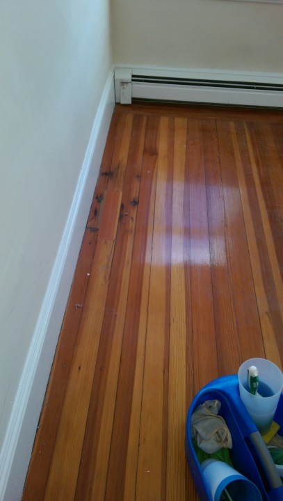 Before and After Apartment Cleaning in Medford, MA