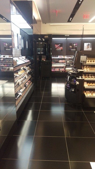 Before & After Cleaning Sephora Beauty Store At Prudential Center Boston, MA